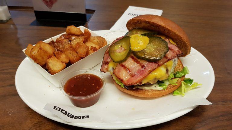 Bacoa – locul în care am mâncat cel mai bun burger