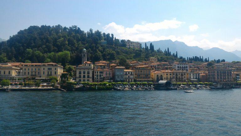 Lacul Como și Bellagio