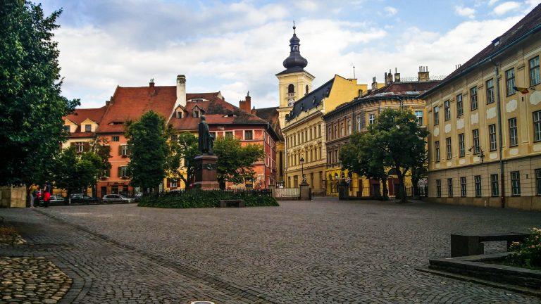 Sibiu – un oraș fermecător